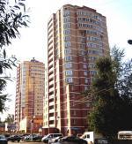 ЖК на улице Быковская