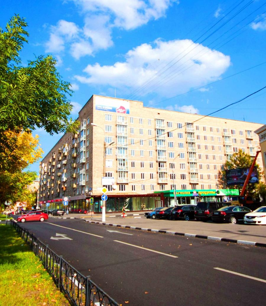 ленинский проспект 8 москва