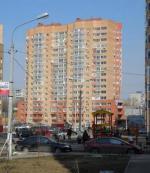 "ЖК ""ул. Солнечная, д. 10"""