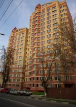 """ЖК """"на улице Леснова"""""""
