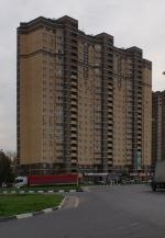 ЖК на улице Дирижабельная