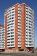 ЖК на ул. Архитектора В. В. Белоброва